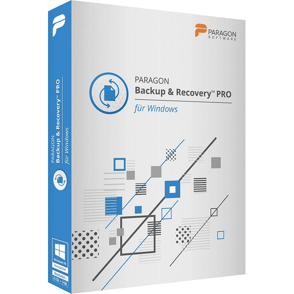 Download Paragon Backup & Recovery PRO v17.4.3 Full version