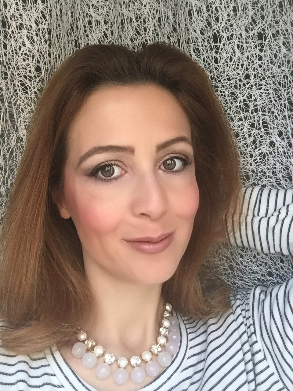 My makeup look created with Dr. Hauschka limited edition makeup look for Spring/Summer 2016 on Fashion and Cookies  beauty blog, beauty blogger