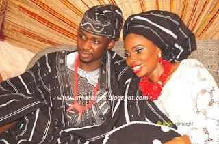 Love at First Sight! Photos From Motunrayo Abiola And Oluwagbemiga Adedayo Traditional Wedding 1