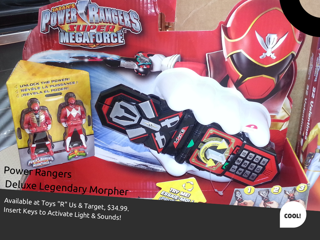 Power Rangers Super Megaforce Now In Its 21st Season! ~ snymed
