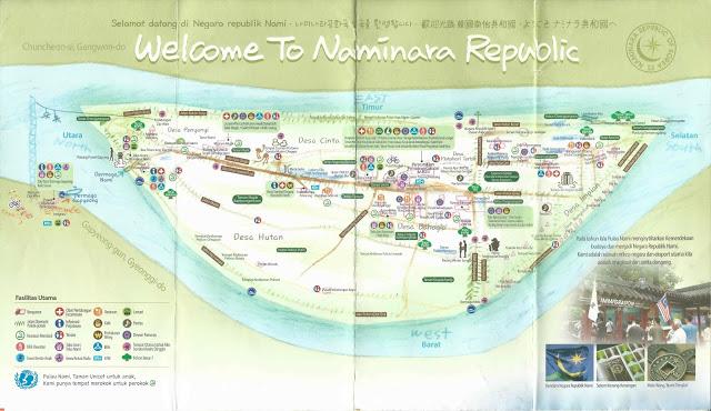 Peta Nami Island