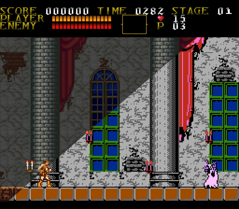 castlevania 1986 game