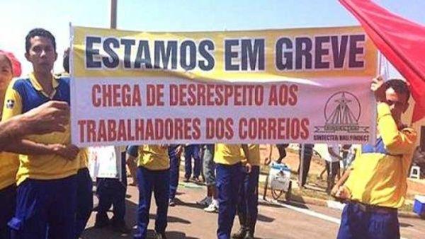 Trabajadores brasileños inician huelga indefinida
