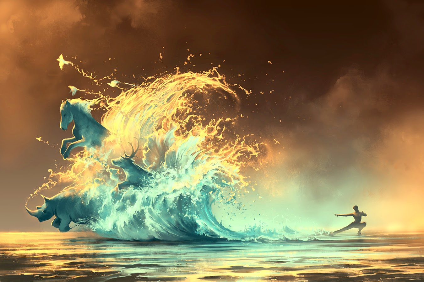 27-Mana-Tide-Rolando-Cyril-aquasixio-Surreal-Fantasy-Otherworldly-Art-www-designstack-co