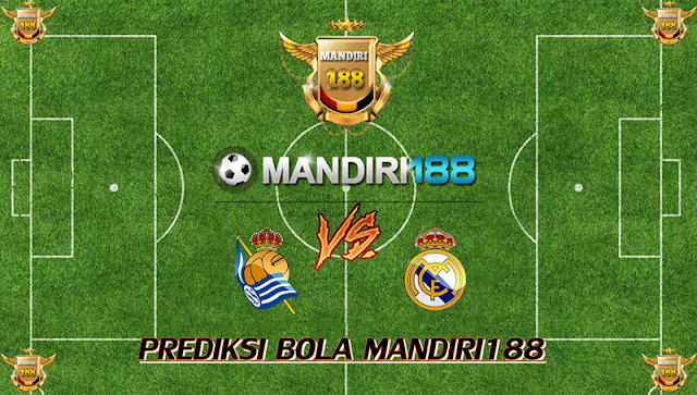 AGEN BOLA - Prediksi Real Sociedad vs Real Madrid 18 September 2017