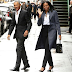 America Most Powerful couple! Check Out Barack and Michelle Obama step out in style...HE SMILE MELT MY HEART