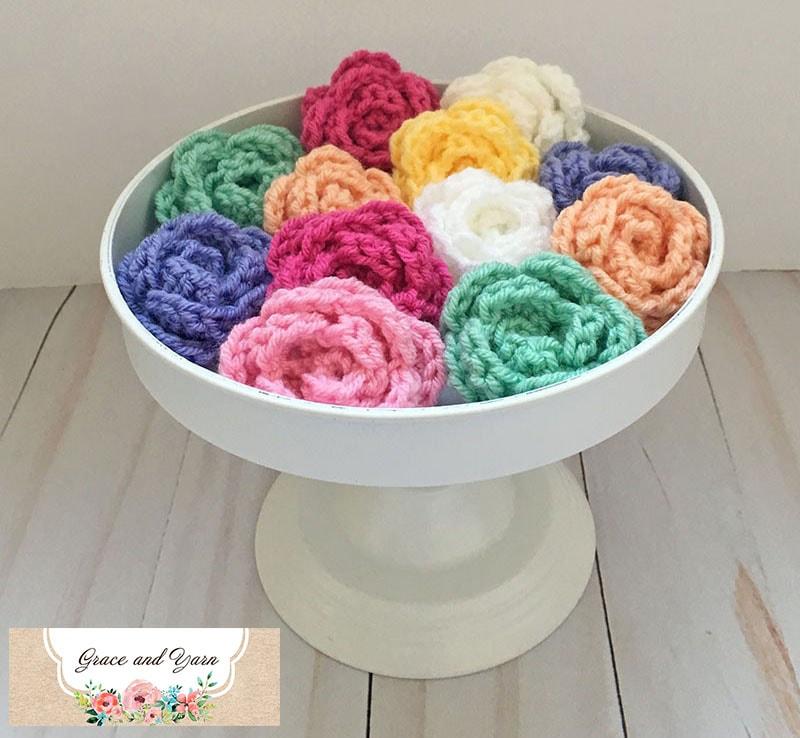 Magic Ring for Crochet (left-handed version) | Magic ring crochet ... | 738x800