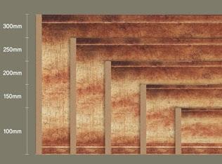 Len tường - Phào chỉ độc đáo, sang trọng và tinh tế
