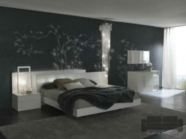 غرف نوم تركية كاملة 2016,غرفة نوم تركية كاملة للبيع, صناعة مصرية, غرف نوم موردن ابيض