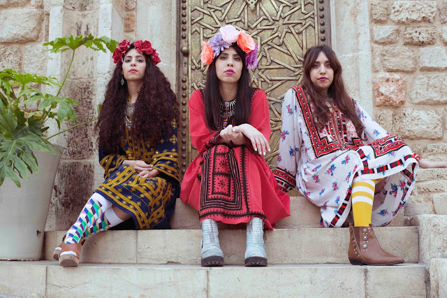 A-WA trio chanteuses