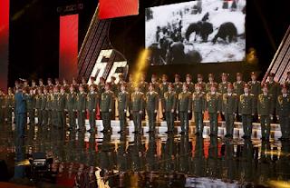 Η θρυλική χορωδία σίγησε στη Μαύρη Θάλασσα
