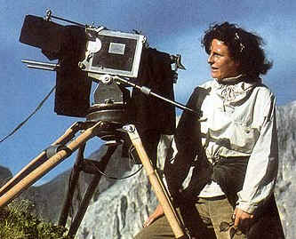 Leni Riefenstahl worldwartwo.filminspector.com
