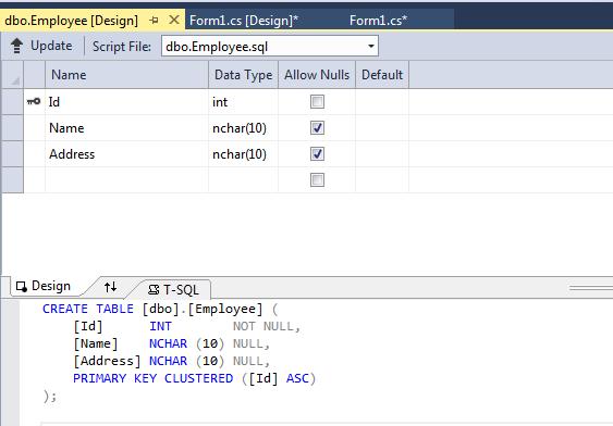 Import Excel Data Into SQL Table Using SQLBulkCopy In C#