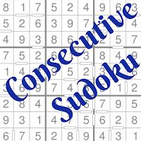 Consecutive Sudoku Puzzles Main Page