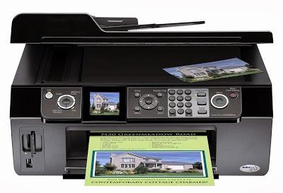 Epson Stylus CX9400 printer reset