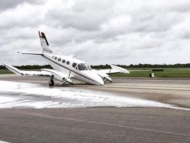 Kathryn's Report: Cessna 414, N414W, LJG Media LLC ...