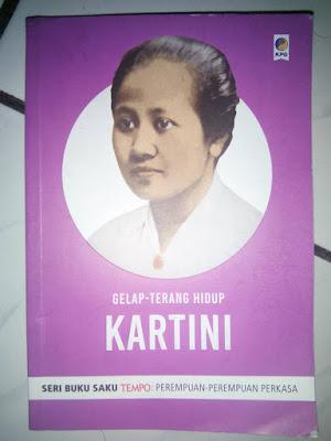 Buku Kartini Gelap Terang Hidup Kartini Tempo