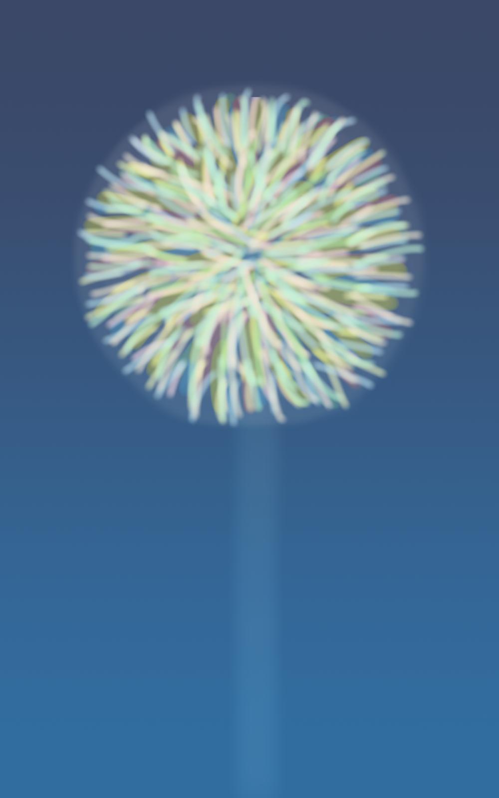 打ち上げ花火