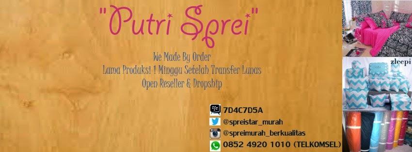 Jual Sprei Bonita Murah Surabaya