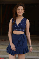 Seerat Kapoor Stunning Cute Beauty in Mini Skirt  Polka Dop Choli Top ~  Exclusive Galleries 055.jpg