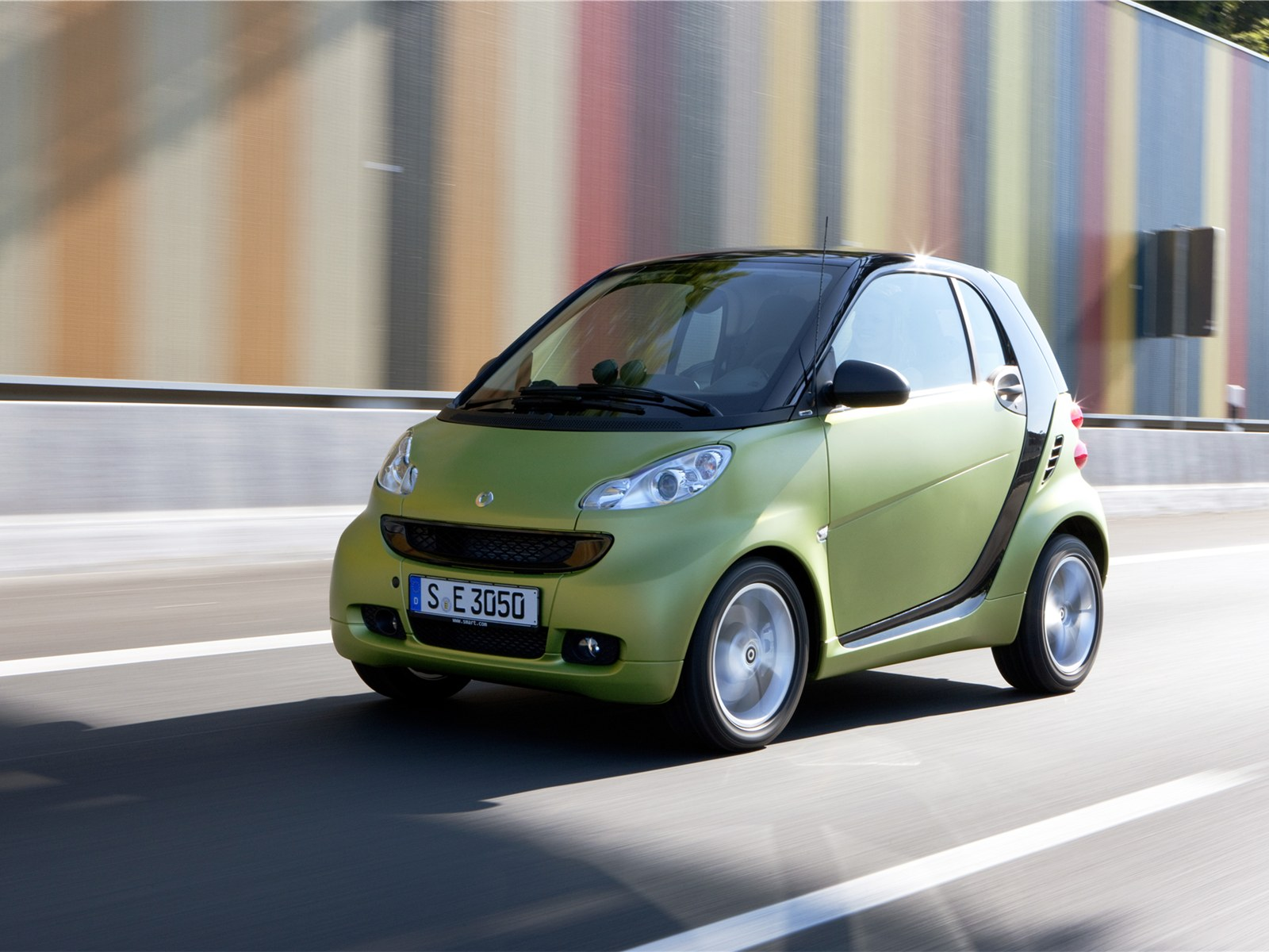 Car Pictures Smart Fortwo 2011