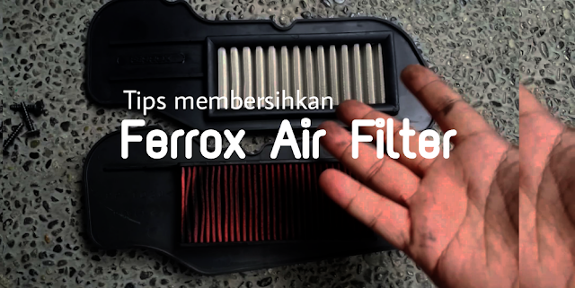 Harga ferrosx air filter avanza