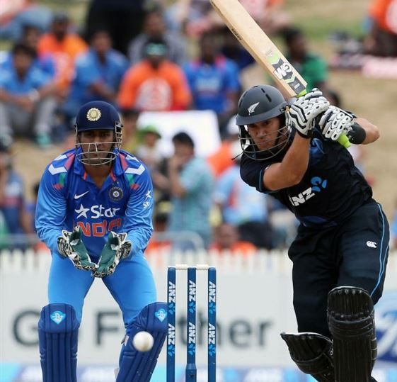 India vs New Zealand 4th ODI Full Scorecard 2016