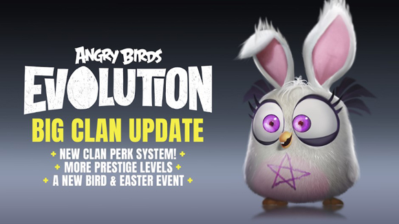 Angry Birds Evolution Mod Apk for Android
