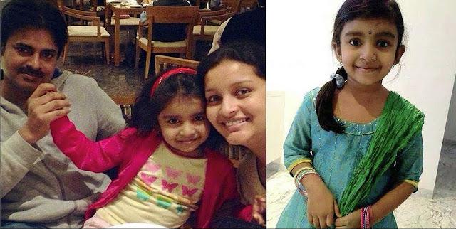 Pawan kalyan Family pics