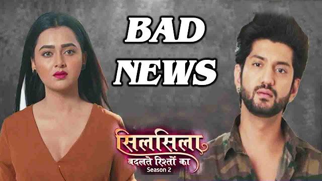 Upcoming Twist : Mishti fears repeating history like Kunal beats Ruhaan for goof up in Silsila Badalte Rishton Ka