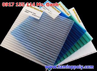 Nhà phân phối tấm lợp lấy sáng thông minh polycarbonate chính thức tại Miền Nam - Sơn Băng ảnh 39