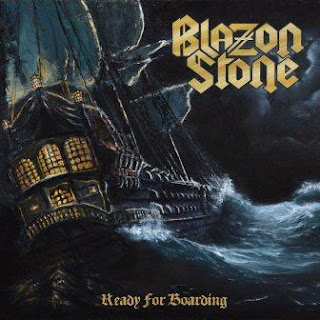"Ακούστε το ep των Blazon Stone ""Ready for Boarding"""