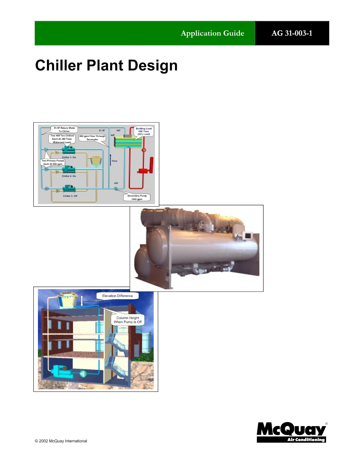 Free Download Ebook Mcquay Chiller Plant Design Be A