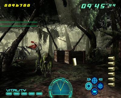 Dino Crisis 3 (PS2) 2003
