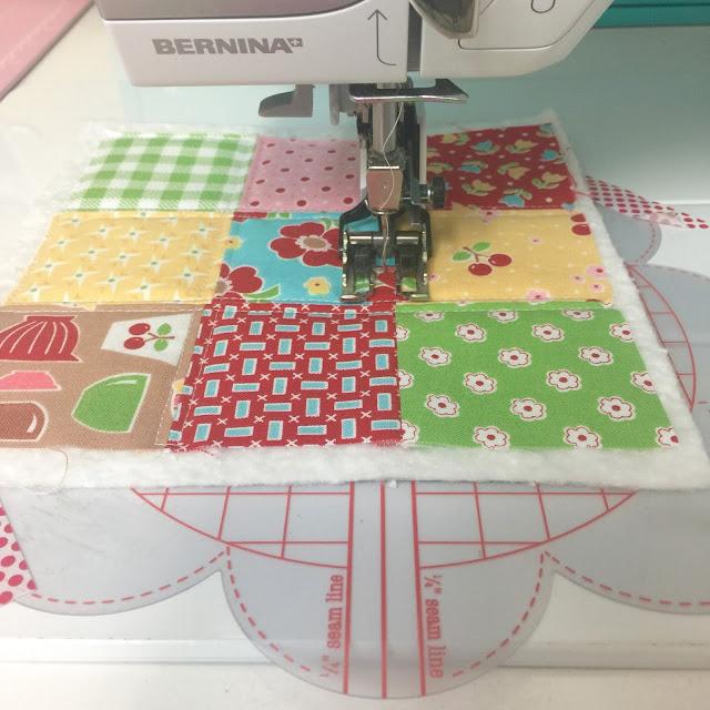 Edging Pot Holders: Bee In My Bonnet: Crochet Edging Tutorial