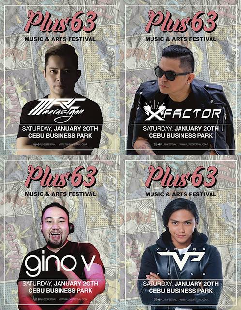 PLus63 Artists