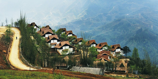 Top luxury resorts in Sapa 1