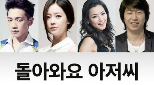 Hantu baca Drama Korea Terbaik Terbaru PLEASE COME BACK MISTER (2016)