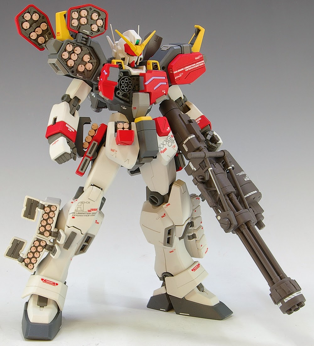 GUNDAM GUY: MG 1/100 Gundam Heavyarms EW