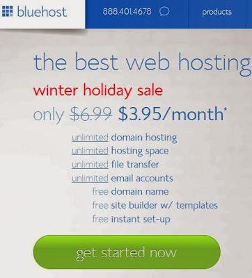 Alojamiento Web – BlueHost Web Hosting