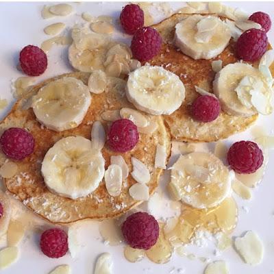 Pancakes sains