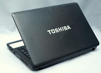 Jual Laptop bekas Toshiba Satellite C640
