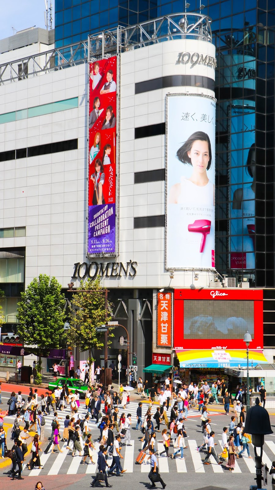 Guide places to visit Tokyo