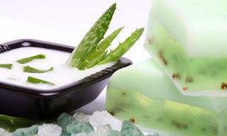 Faire un gommage naturel à l'Aloe vera pour le visage et le corps