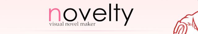 Novelty aplikasi untuk membuat visual novel