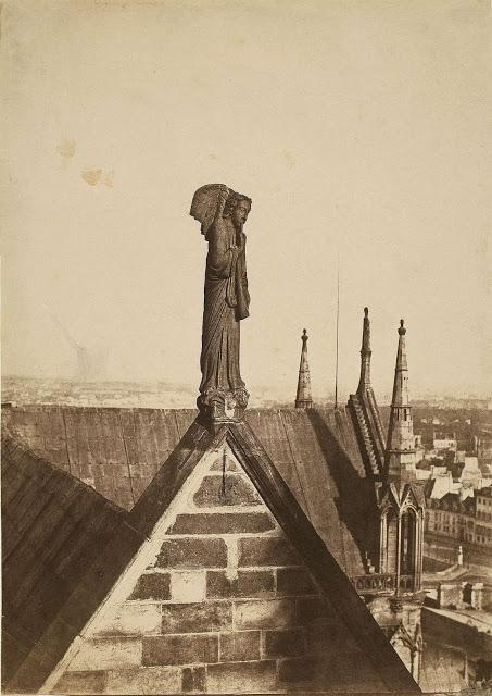 Fotografías antiguas de Notre Dame en el siglo XIX