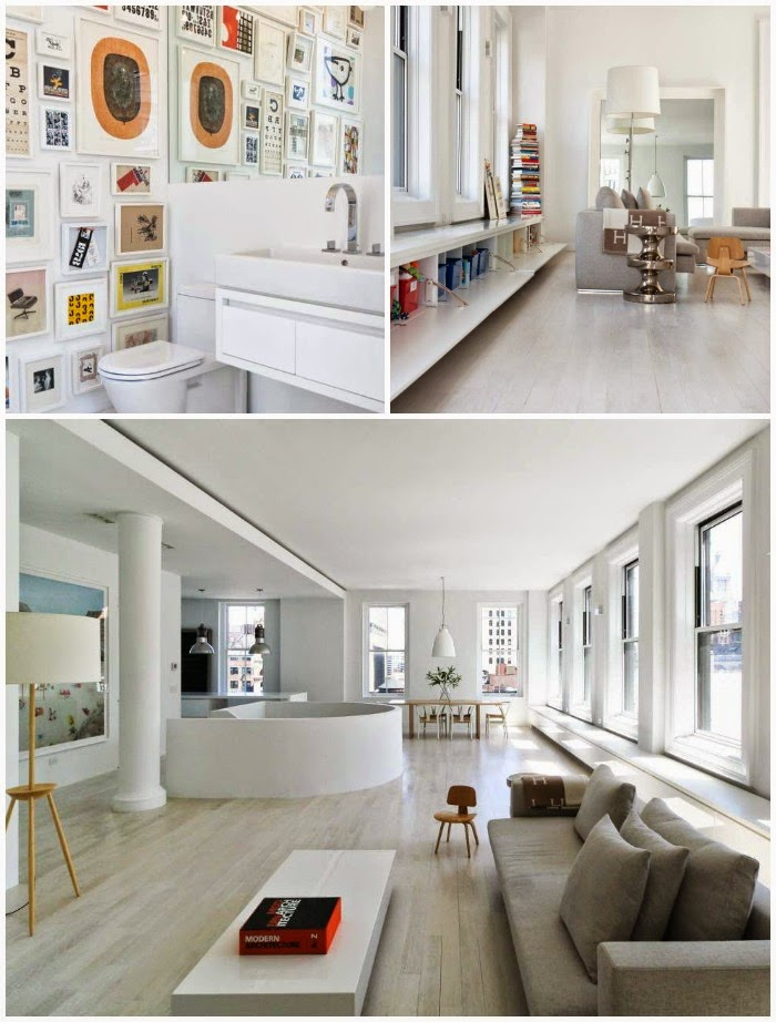 New York Loft Apartment