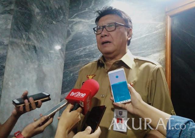 Mendagri: Pak Anies Sudah Izin Hadir di Acara Konferensi Nasional Gerindra