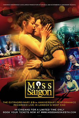 Miss Saigon: 25th Anniversary Poster