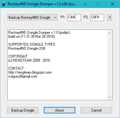 usb dongle backup and recovery 2012 pro